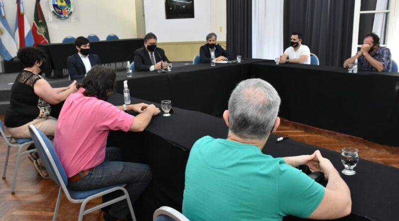 FRANCOLINI ANUNCIÓ NUEVAS MEDIDAS DE APOYO AL COMERCIO LOCAL