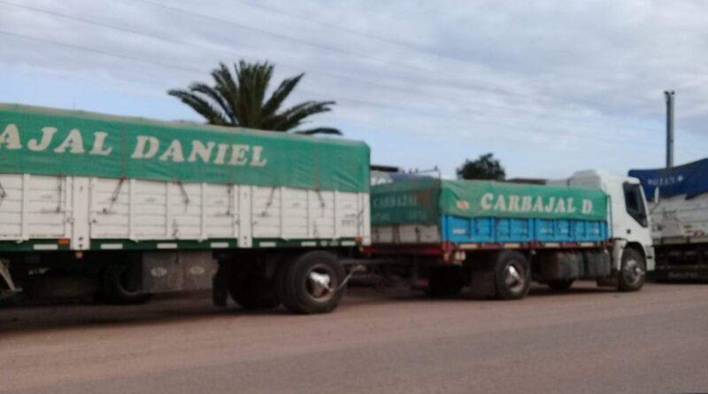 Allanamientos y detenciones por robo a un camionero que pasaba por Concordia