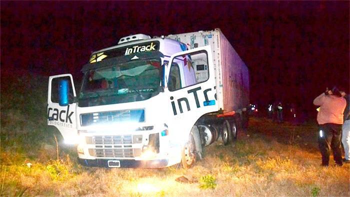 Chofer perdió la vida tras ser atropellado por el camión que conducía: se dirigía a Chajarí