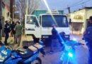 Insólito: Tiene 15 años y manejaba un camión de carga en pleno centro