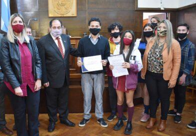 EL CONCEJO DELIBERANTE DECLARÓ DE INTERÉS MUNICIPAL LA FIESTA DE LOS ESTUDIANTES